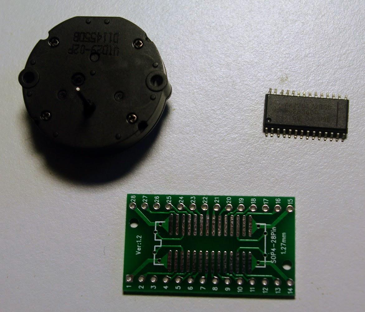 AX1201728SG SOP28 Components